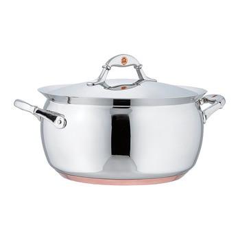 Costco好市多直寄含運 Ruffoni 不鏽鋼雙耳湯鍋