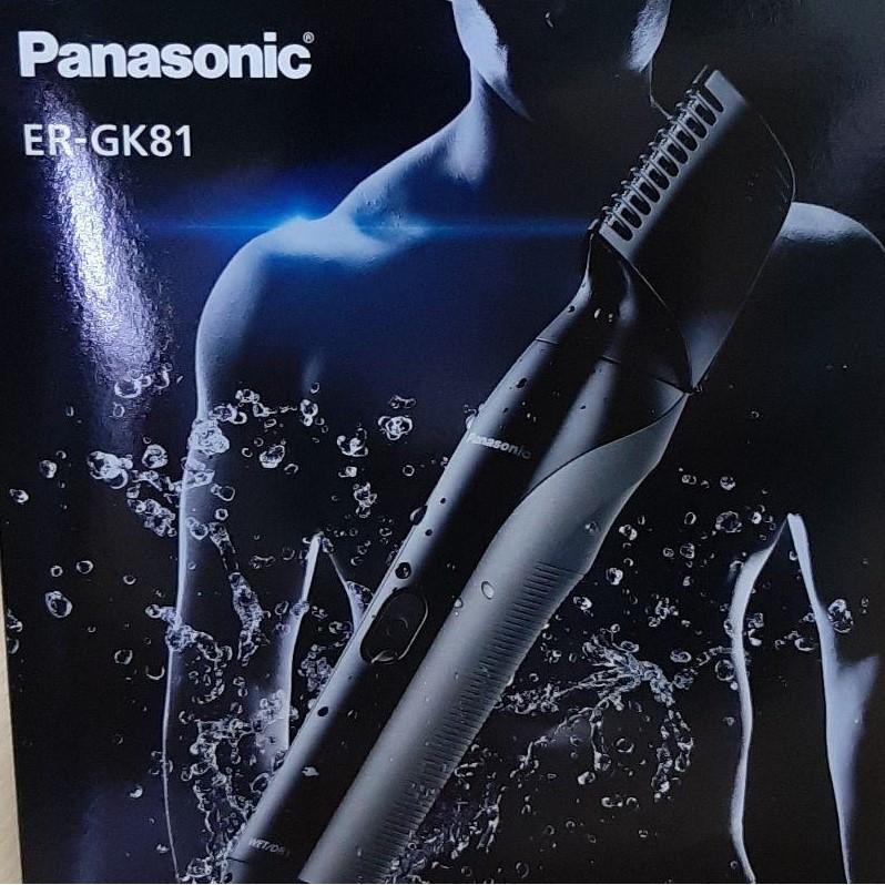新品現貨 Panasonic er-gk81電動除毛刀 er-gk80舊款