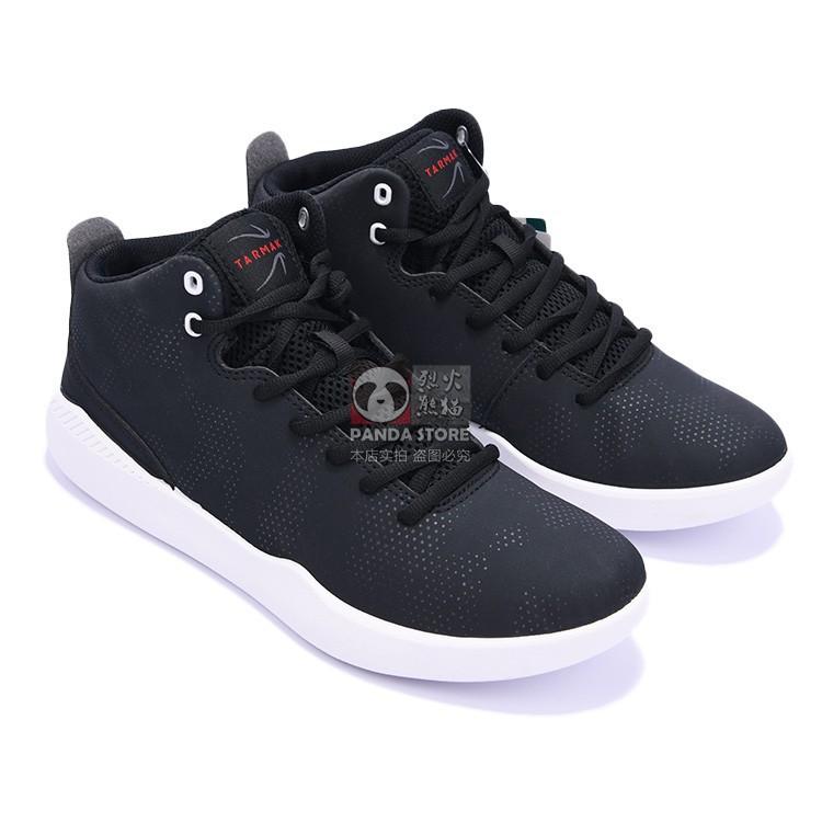 熱銷#迪卡儂100男士籃球運動耐磨緩震舒適籃球鞋運動鞋