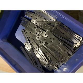 含稅 工廠直營 發票 125x20 厚2.5mm  不鏽鋼 直鐵片 一字 家具 補強  角鐵  固定片 木工 木板 鐵片 臺中市