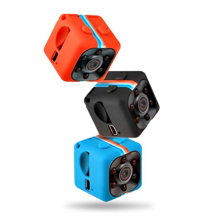 [趣嘢]SQ11 微型攝影機 行車紀錄器 1080P 監視器 密錄器 夜視 錄影 針孔