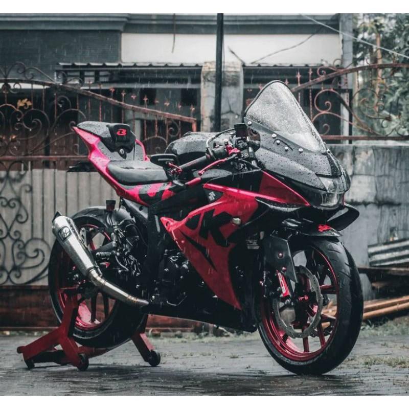 Moto橘皮 現貨 GSX R150 加高風鏡 小阿魯 cbr500r cbr650r r15 cbr150r