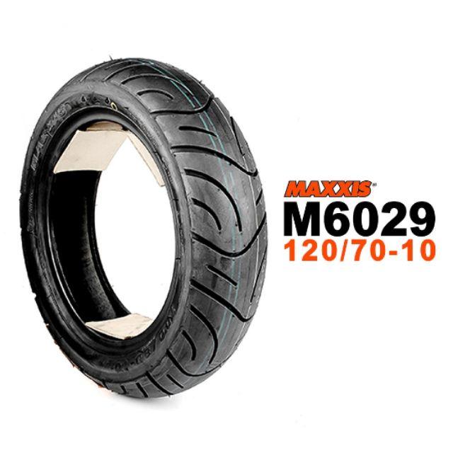 MAXXIS 瑪吉斯 M6029 120 / 70 - 10 適用載貨車/金牌/後輪加寬 電動車
