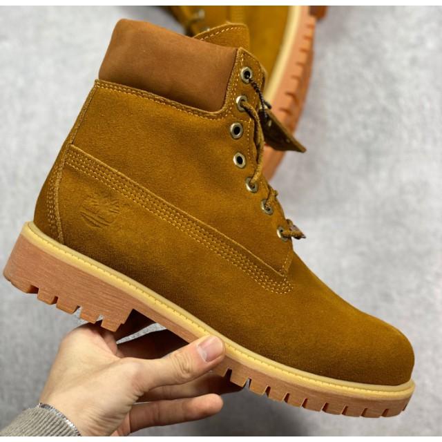 Timberland添柏岚大黃靴40周年限量版Super6英寸男女靴5912R防水靴踢不爛