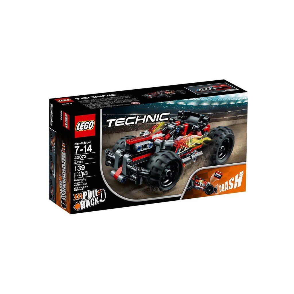 [Yasuee台灣] LEGO 樂高 42073 猛擊賽車 科技系列 下單前請先詢問