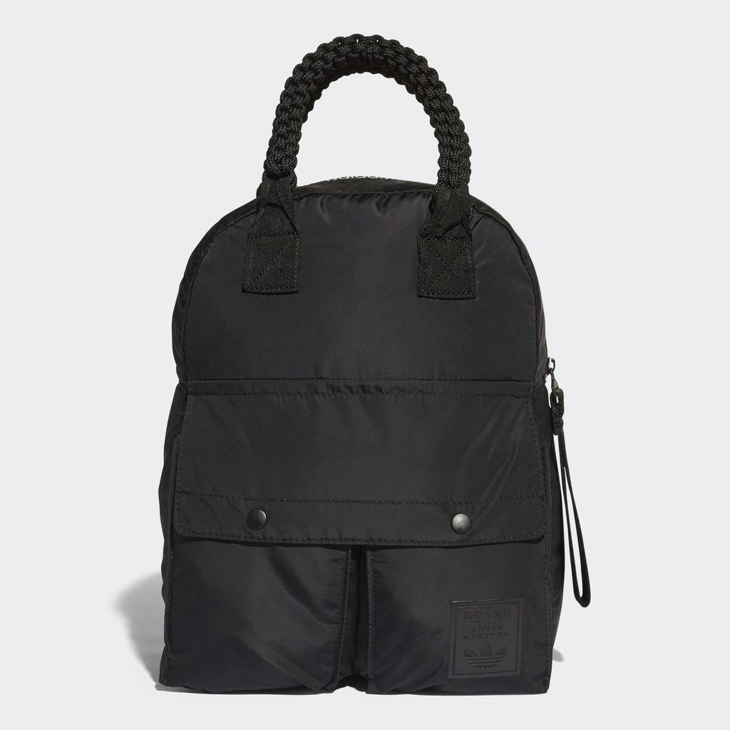 【CLASSICK】adidas  Oranginals 三葉草 編織 中性 後背包 雙肩包 背包 手提包 DJ1233