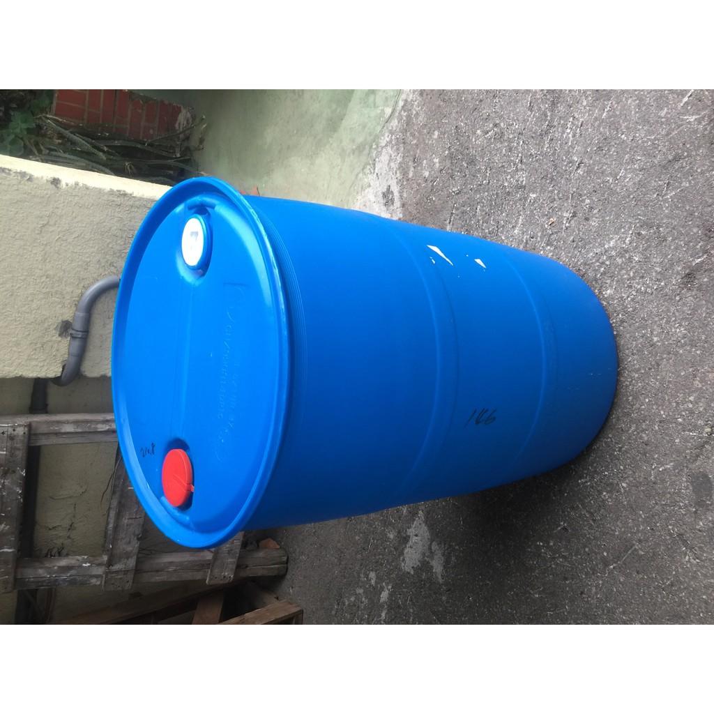 此賣場為二手 沒整理過的 200 公升 塑膠桶  沒整理過的 200L 塑膠桶 SS7768901S 下標專用自取不含運