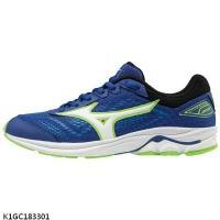 【時代體育】Mizuno 美津濃 WAVE RIDER 22 JR K1GC1833 01/02 (童鞋)