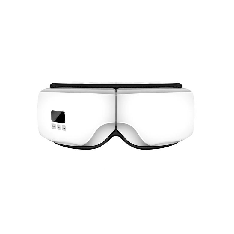 按摩眼罩 多頻震動按摩 熱敷 180度折疊 大容量電池 氣壓按摩 震動 自動模式 清晰模式 美容模式 活力模式 睡眠模