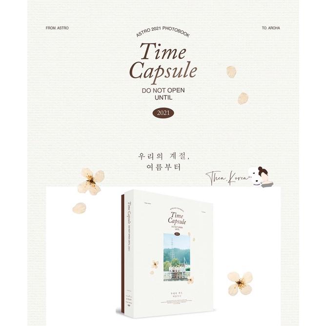 Thea.Korea🇰🇷預購ASTRO [2021 TIME CAPSULE] Photobook寫真書