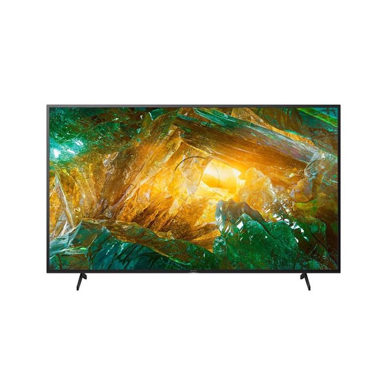 全省安運 SONY 55吋4K HDR 智慧型連網電視 KD-55X8000H 另售65X8000H 75X8000H