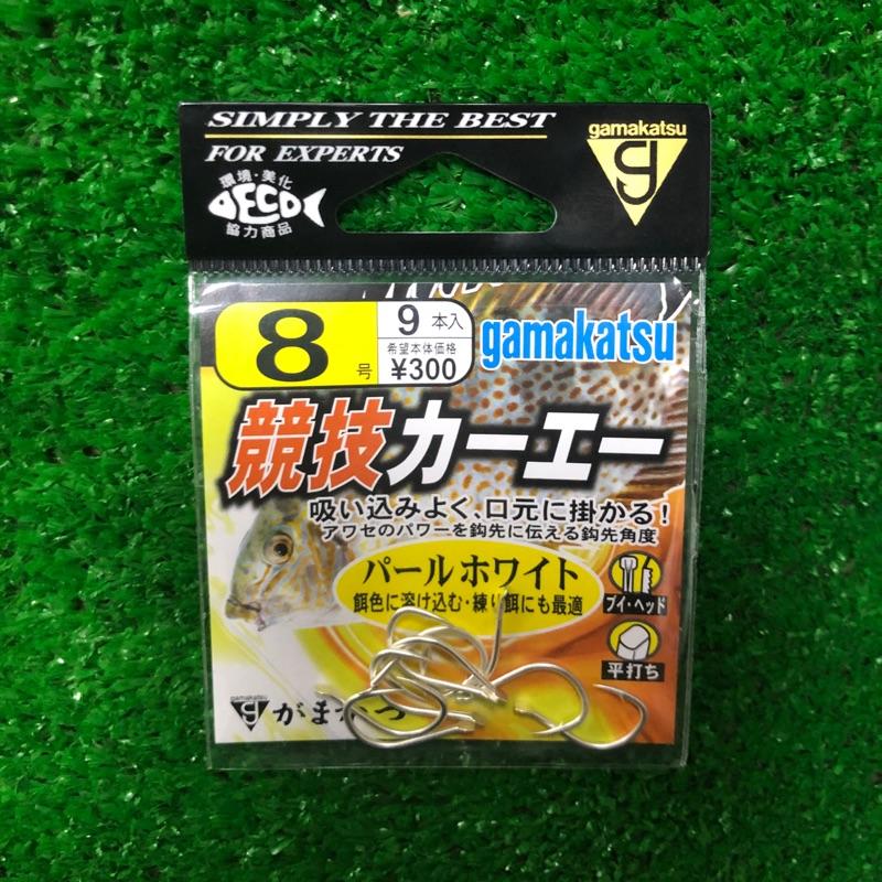 舞磯釣具~日本製【GAMAKATSU】競技力一工一 星點臭肚鉤 臭肚鉤 鉤子 魚鉤