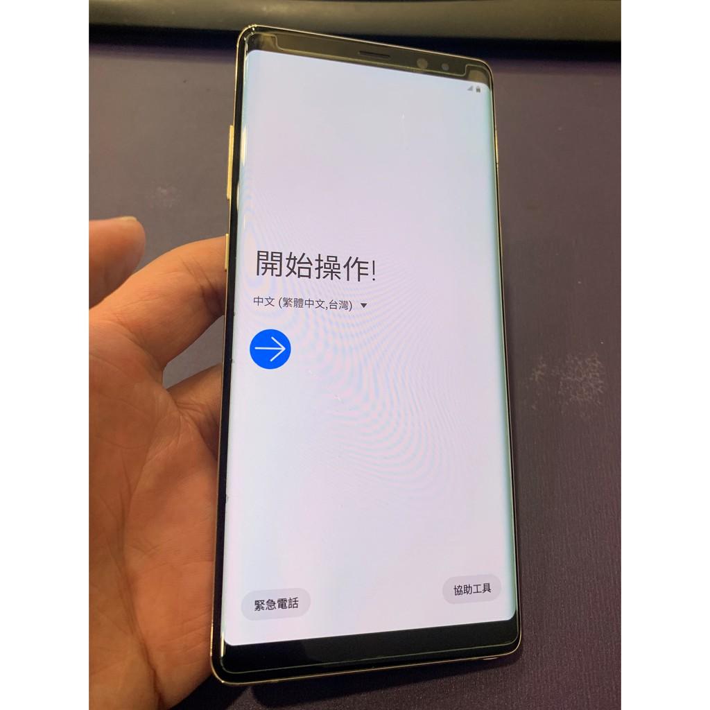 N950 SAMSUNG Galaxy Note 8 note8 二手 中古