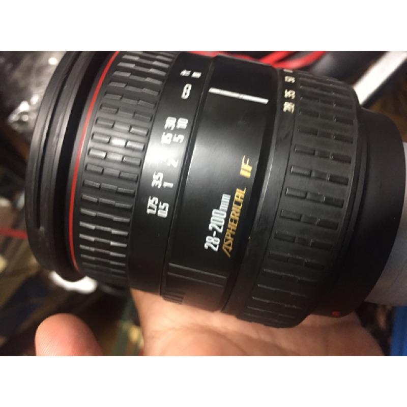 Sigma for Nikon af d ais 28 200mm 鏡頭