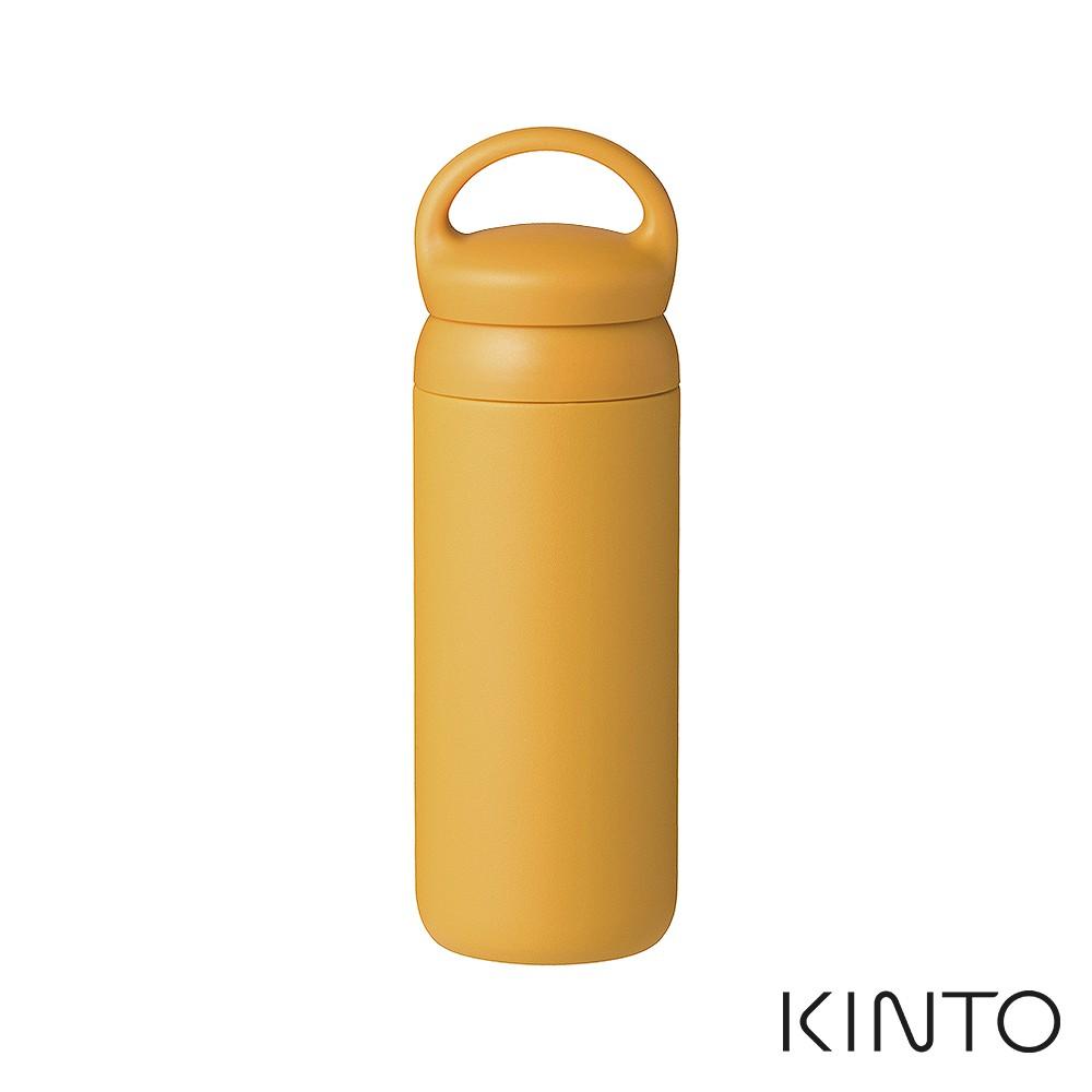 【日本KINTO】 提式輕巧保溫瓶 500ml 共6色