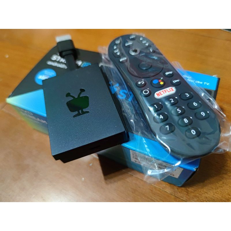 Tivo Stream 4K Google Android TV Netflix Chromecast 盒上機 電視棒