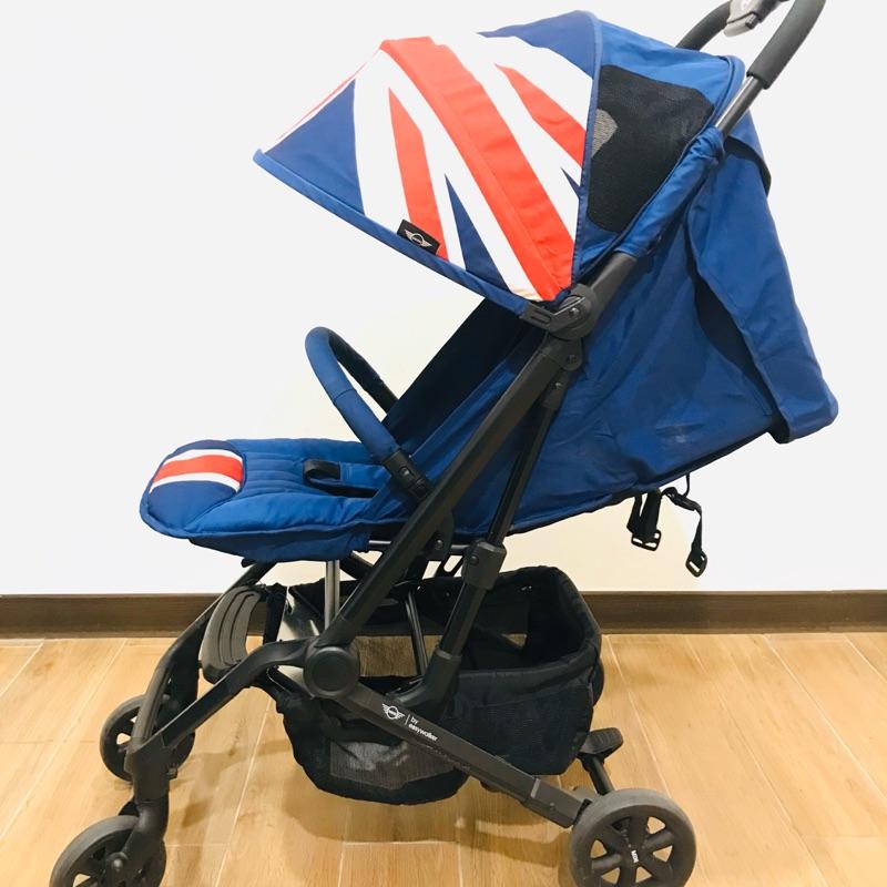 MINI Cooper可登機 MINI by Easywalker Buggy XS  嬰兒車 嬰兒推車 口袋推車