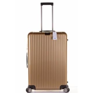 保證機場不撞箱~稀有 RIMOWA 美國限定 珍珠奢華金 SALSA DELUXE 29吋 保證不撞箱 型男必備 南投縣