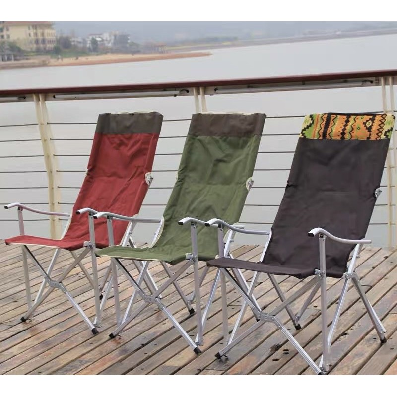 露營專用 露營椅 釣魚椅 鋁合金 折疊椅 折疊椅 露營  巨川椅 戶外椅 快速收納 (二手九成新)