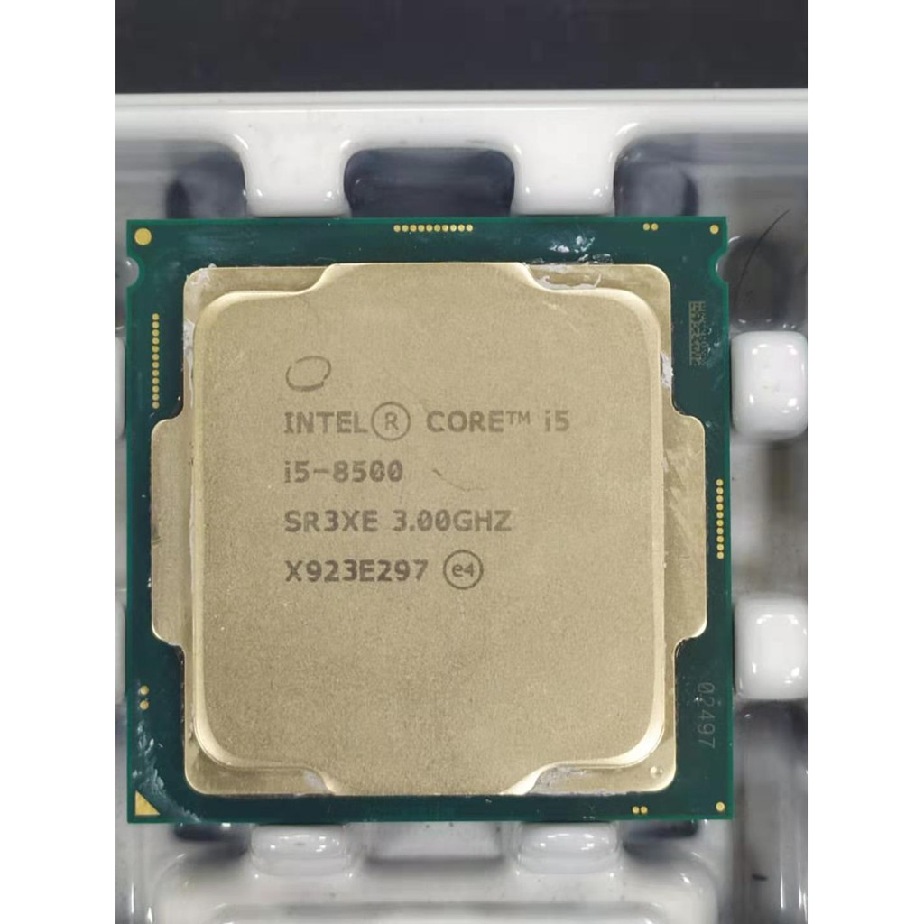 Intel i5-8500 i5 8500 正式版 CPU 處理器 拆機良品 保固120天 非 7500 6500
