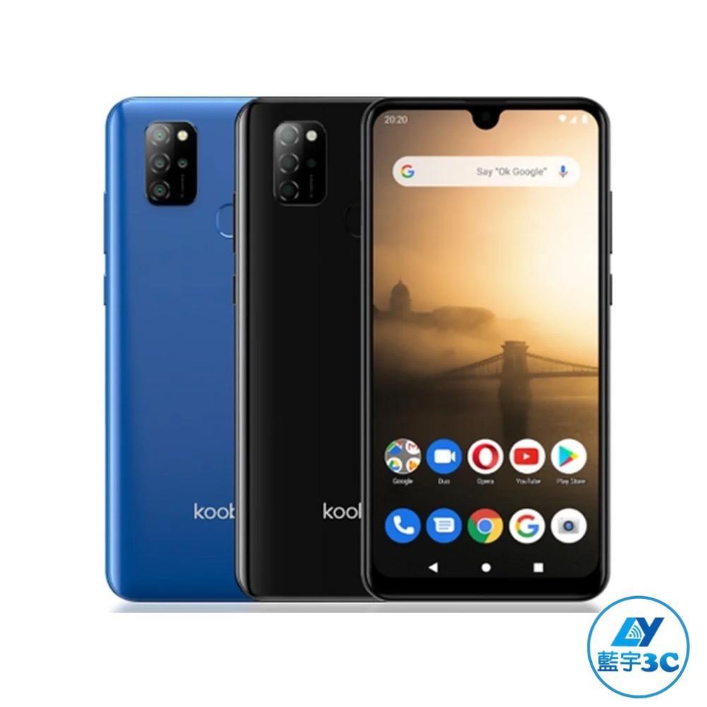 Koobee K60 7.12吋 4G+64G 手機 限量出清【藍宇3C】