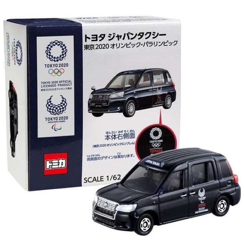 現貨供應~必收藏❗️日本🇯🇵TOMICA 東京奧運限定版🚕計程車