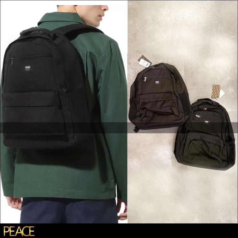 【PEACE】全新現貨 真品 Vans_Startle 小logo 黑色 後背包