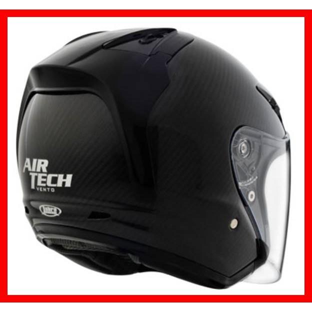㊣金頭帽㊣【加送電彩鏡片+實體店面】【Lubro AIR TECH 碳纖維 CARBON 】 類SHOEI 安全帽