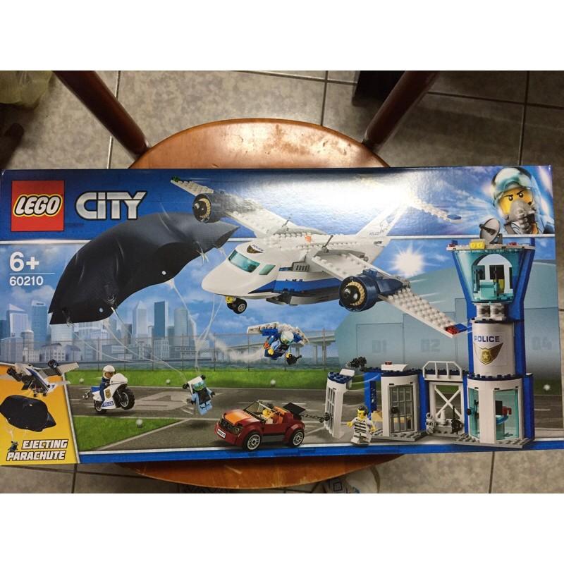 Lego 60210樂高city系列航警航空基地組-正版樂高破盤出清