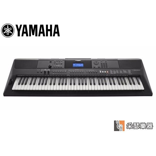 ╭*采瑟樂器*╯電子琴 / YAMAHA PSR-EW400 / 力度感應觸鍵