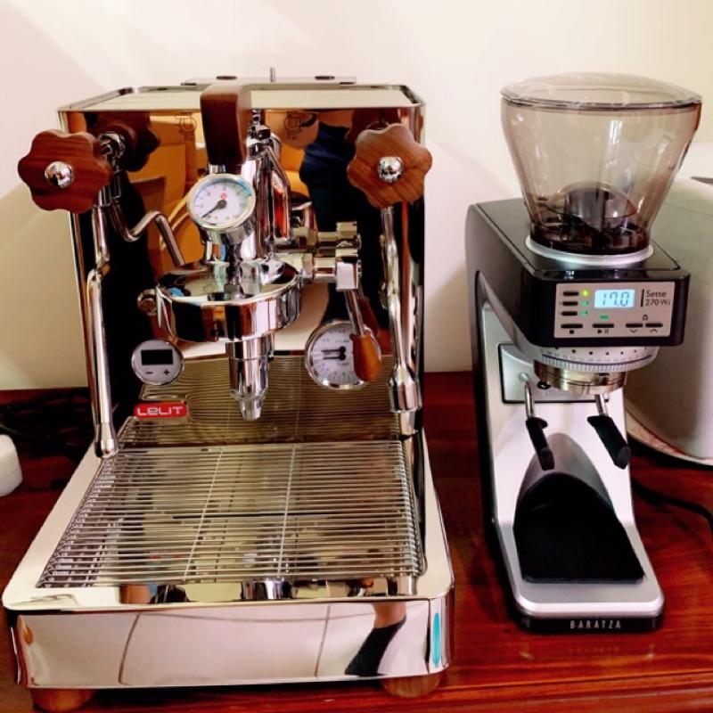 ❤️意者私訊❤️Lelit bianca PL162T可變壓 PID雙鍋爐 單孔義式咖啡機