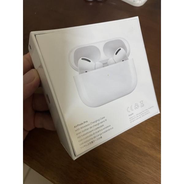 Apple AirPods Pro 藍芽無線降噪耳機 公司貨 可刷卡分期 (全新品未拆、非二手福利品)