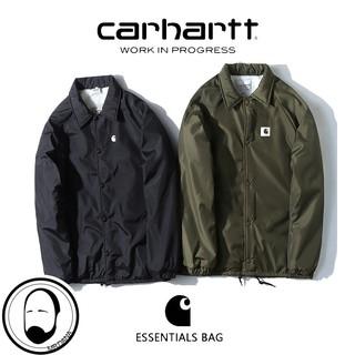carhartt 卡哈特 羊羔絨潮牌加絨男女冬季保暖寬鬆上衣教練夾克外套 桃園市