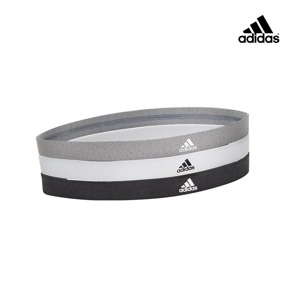 adidas愛迪達 止滑運動髮帶組(共兩款)