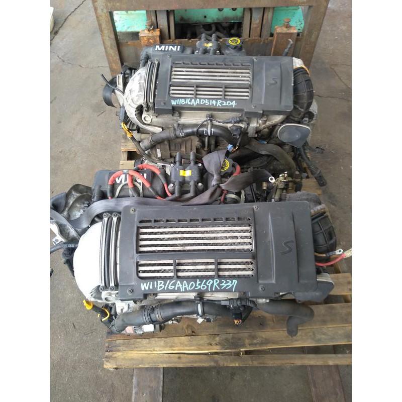 BMW MINI COOPER S R53 引擎 六速 6速 手排 變速箱