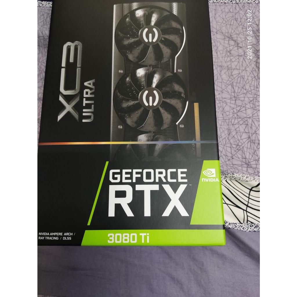 EVGA GeForce RTX 3080 Ti XC3 ULTRA GAMING 已註冊五年保