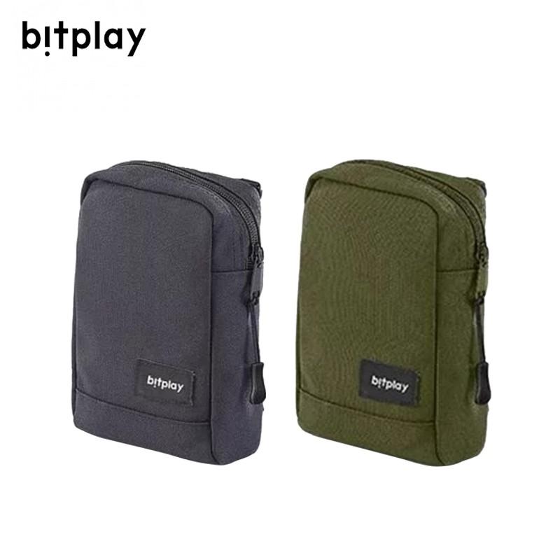 bitplay 輕旅系列包 手機包 軍綠/黑