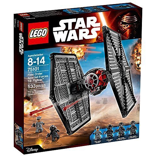 LEGO 樂高 星際大戰  TIE fighter 原力覺醒鈦戰機 75101