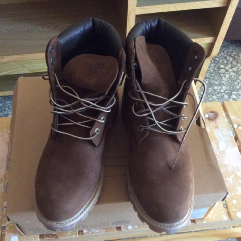TIMBERLAND ICON 6吋優質鞋款