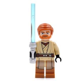 玩樂趣 LEGO樂高 75012 Obi-Wan Kenobi 二手人偶 (sw0449)