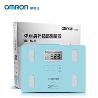 熱賣 OMRON 歐姆龍 體脂計 體重計 HBF-212 桃園市