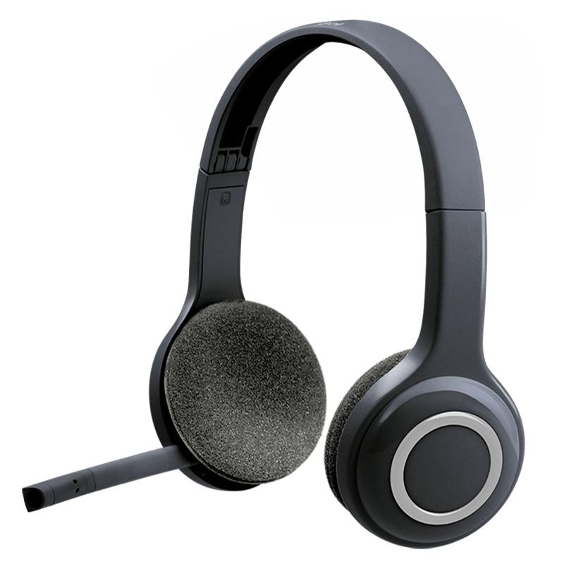 羅技 新到的 Logitech H600 無線耳機通過 USB 接收器用於計算機