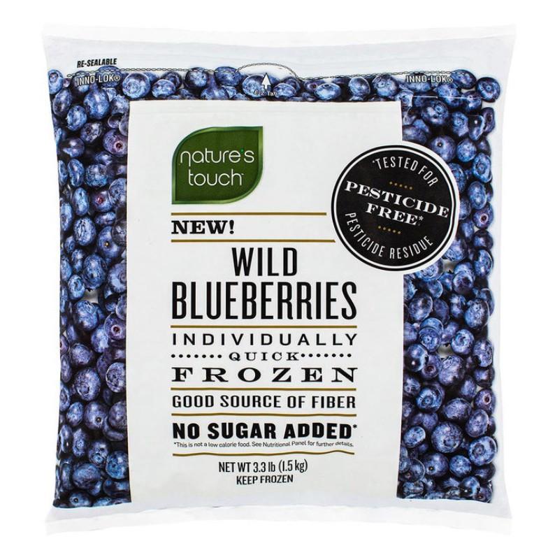 【Costco】 Nature's Touch 冷凍野生藍莓 冷凍青花菜 冷凍酪梨塊 冷凍蔓越莓 野生藍莓 青花菜 酪梨