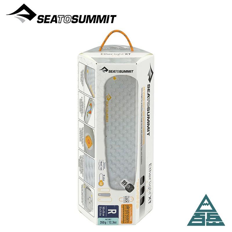 [Sea To Summit] Ether Light XT Air 超輕量充氣睡墊 輕厚絕緣超抗寒【士林百岳】原廠正品