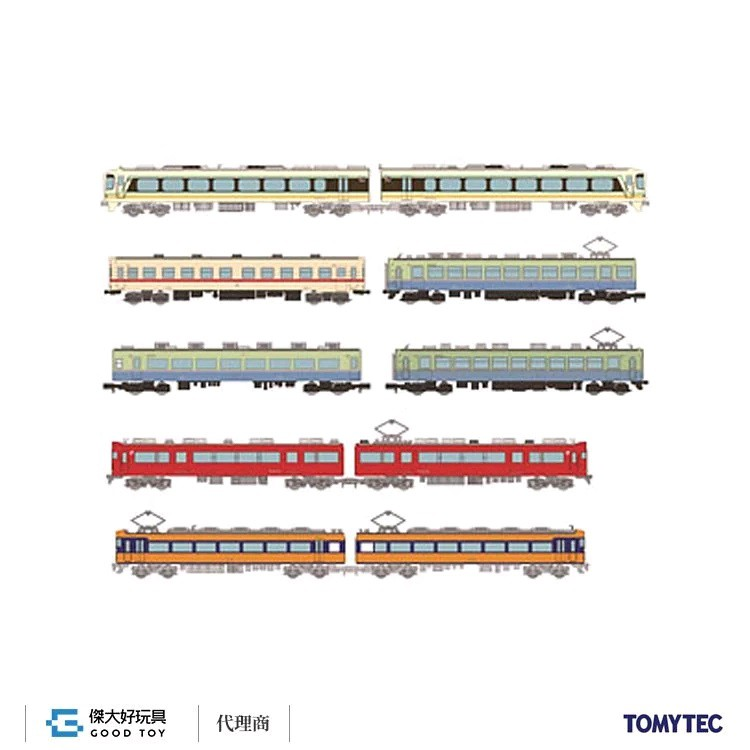 TOMYTEC 314332 鐵道系列 第30彈