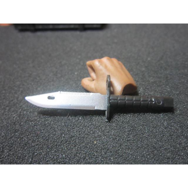 B8兵工裝備 1/6俄羅斯部隊戰鬥刺刀一把 mini模型