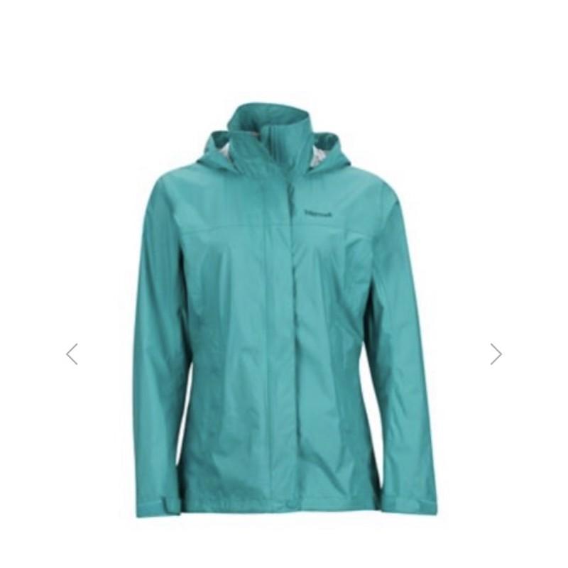 (全新XS,已剪標)(湖水綠)Marmot PreCip Jacket - Women's