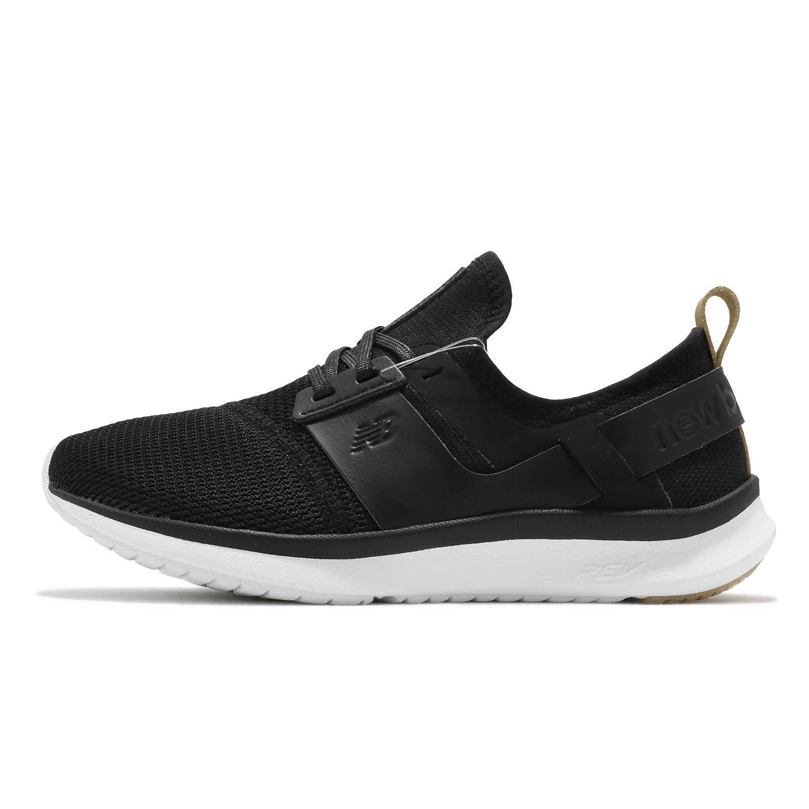New Balance 訓練鞋 Nergize Sport 黑白 記憶鞋墊 女鞋 健身【ACS】 WNRGSXK1 B