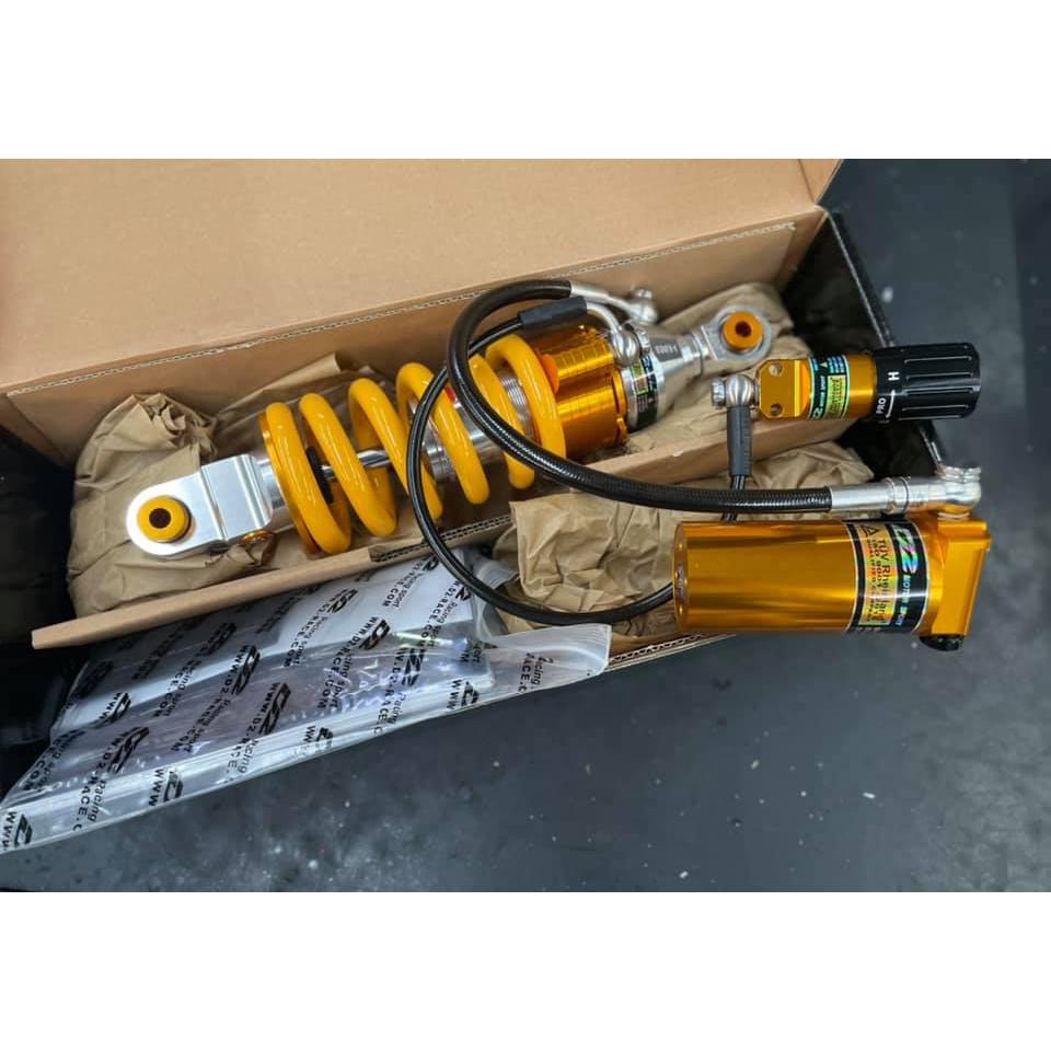 【上元車業】D2 RACING DDX PRO 後避震器 HONDA CRF300L CRF300RALLY