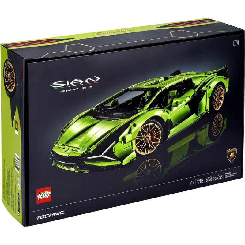 【樂高 LEGO】 42115 全新未拆 Technic 科技 藍寶堅尼 盒組